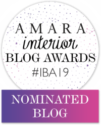 Nominated for the Amara Most Creative Blog Award 2019