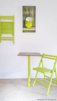 Turn a Small Dining Room into a Work of Art