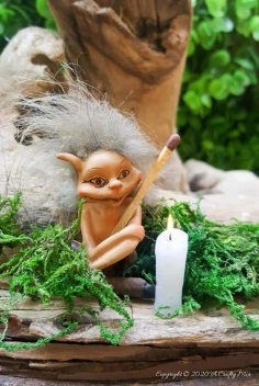 How to Make Real Fairy Candles Quickly